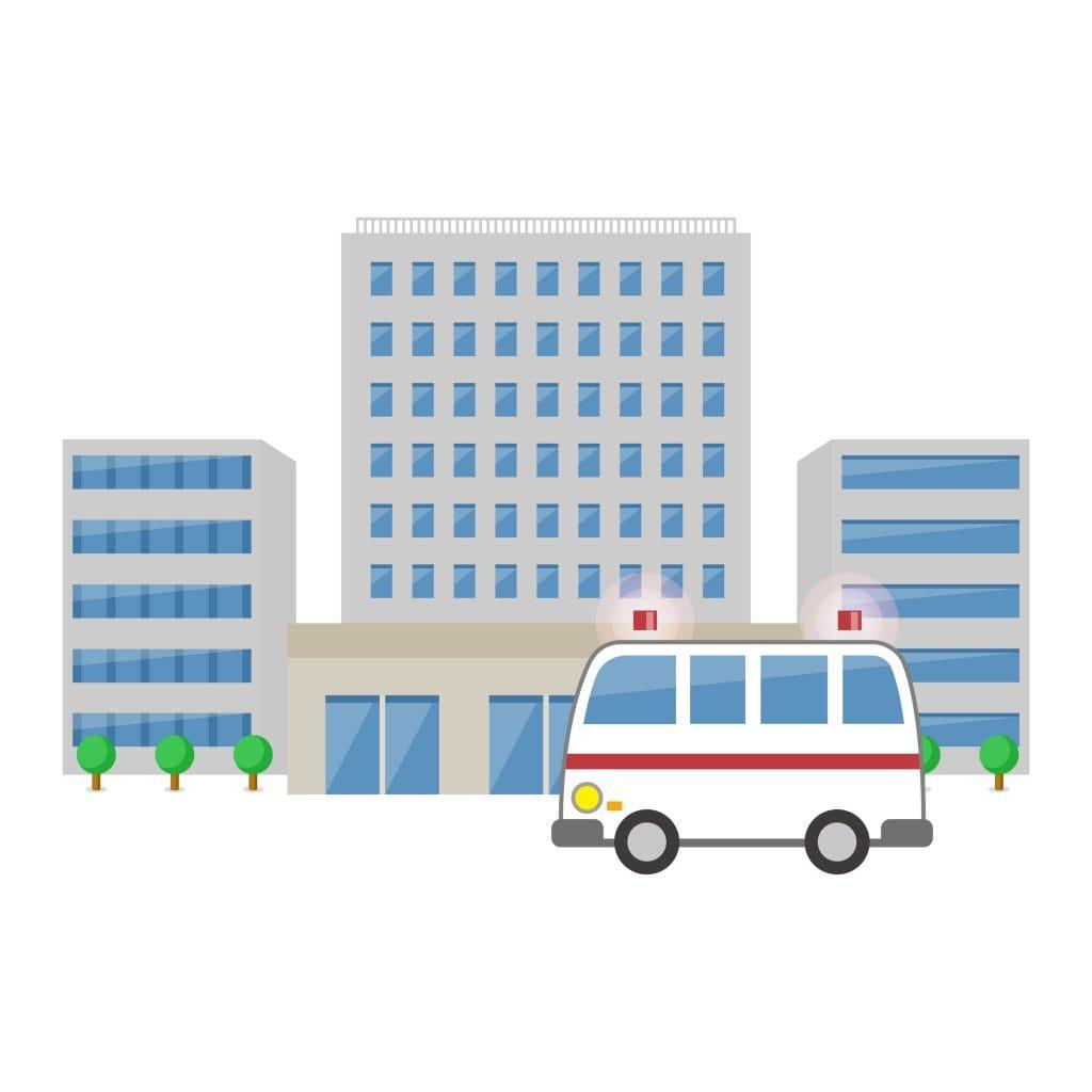 24 emergency medical helpline