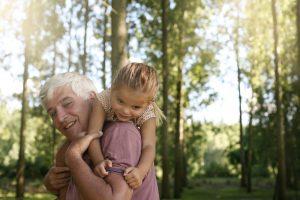 Summer tips for travelling with the grandchildren: grandson