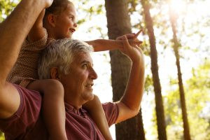 Summer tips for travelling with the grandchildren: grandad