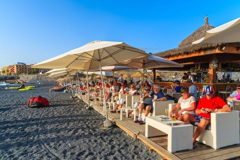 A holiday disaster averted: Costa Adeje