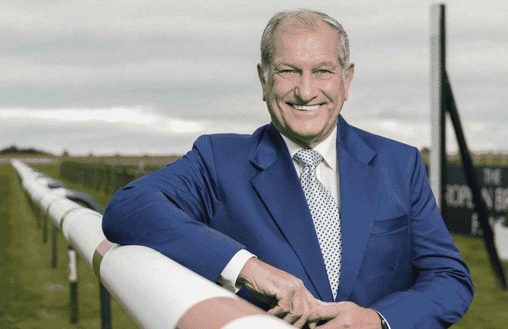 How Bob Champion overcame life's hurdles with AllClear Travel Insurance: Bob Champion at the races