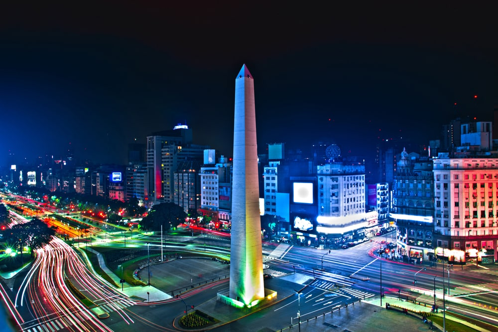 5 destinations for Valentine's Day: Argentina