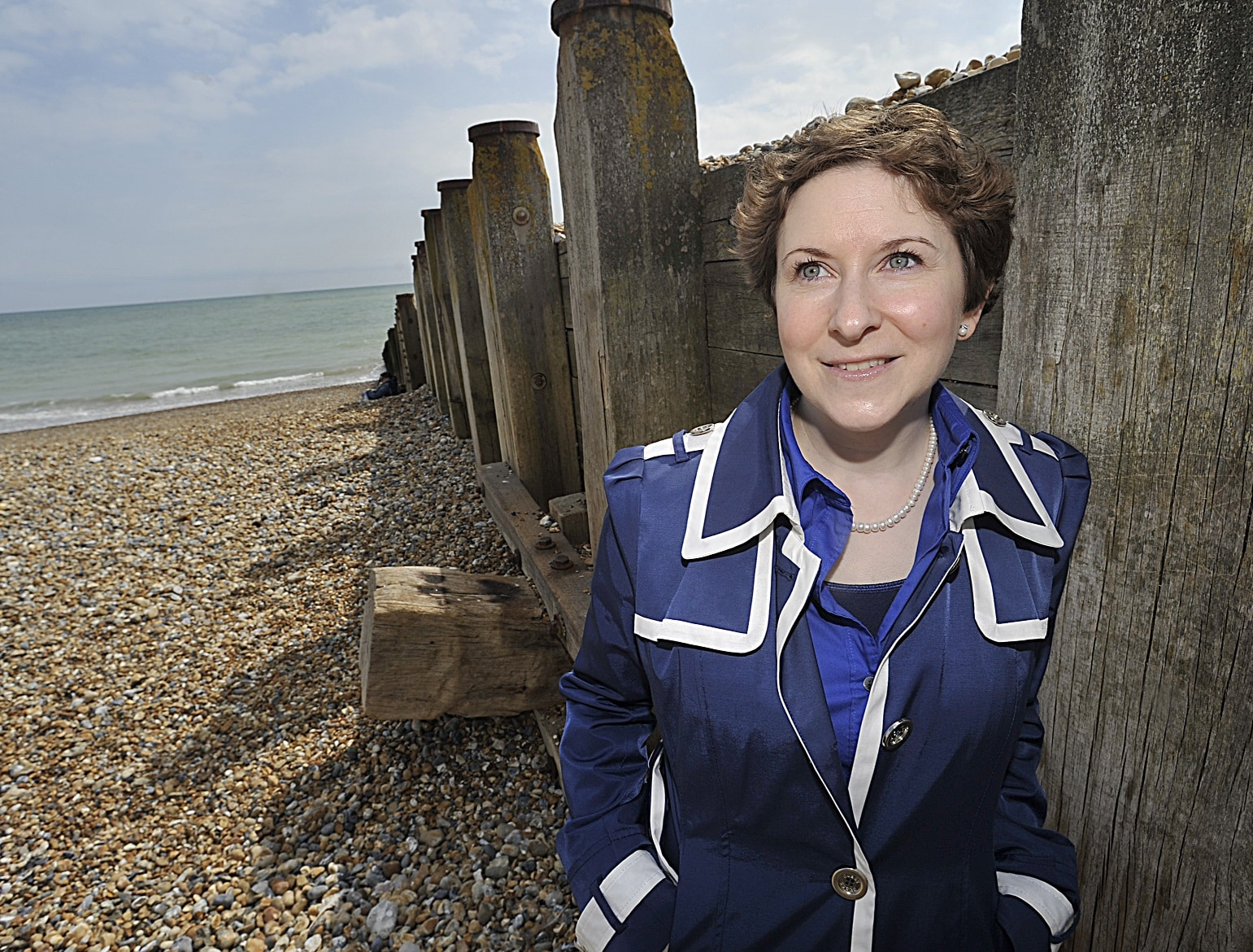 Finding happiness after cancer: Writer Avril Chester