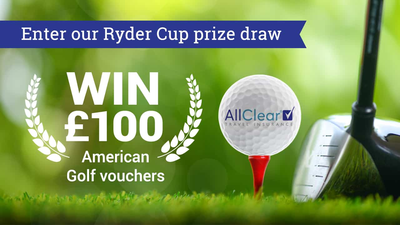 Ryder Cup Prize Draw 2018: Competition to win £100