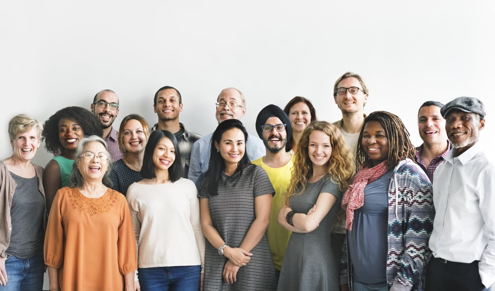 10 things people with diabetes want you to know: Diverse group of people