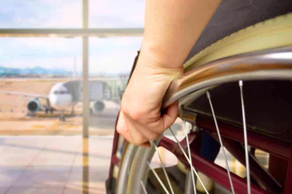 Airports Improve Accessibility for People with Disabilities