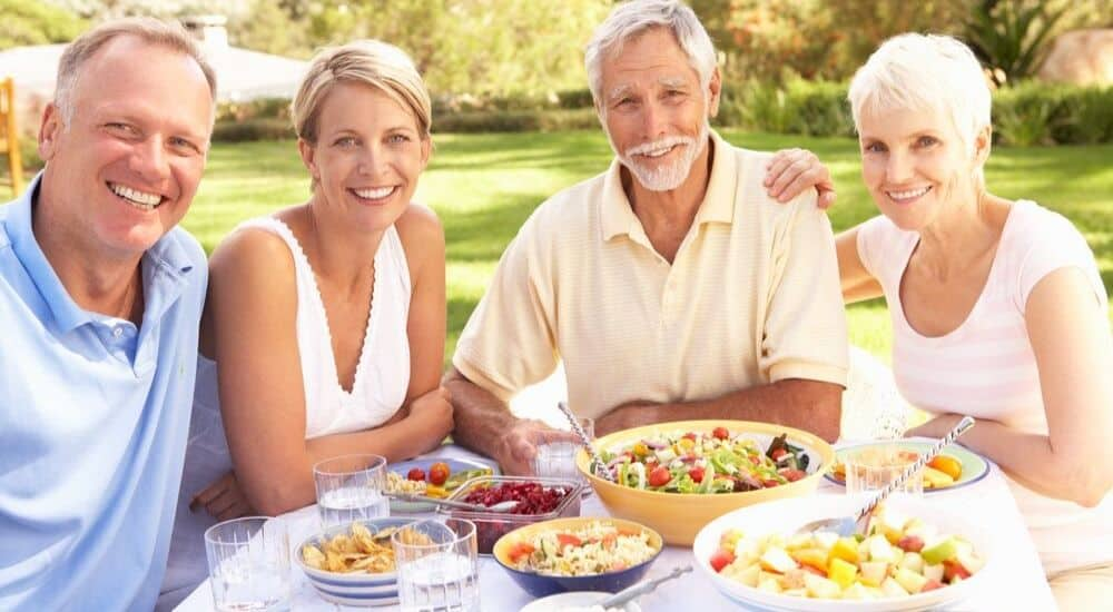 Diabetes and Eating Healthy