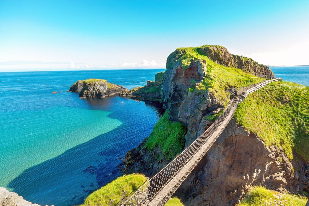 Ballintoy-County Antrim-Northern-Ireland