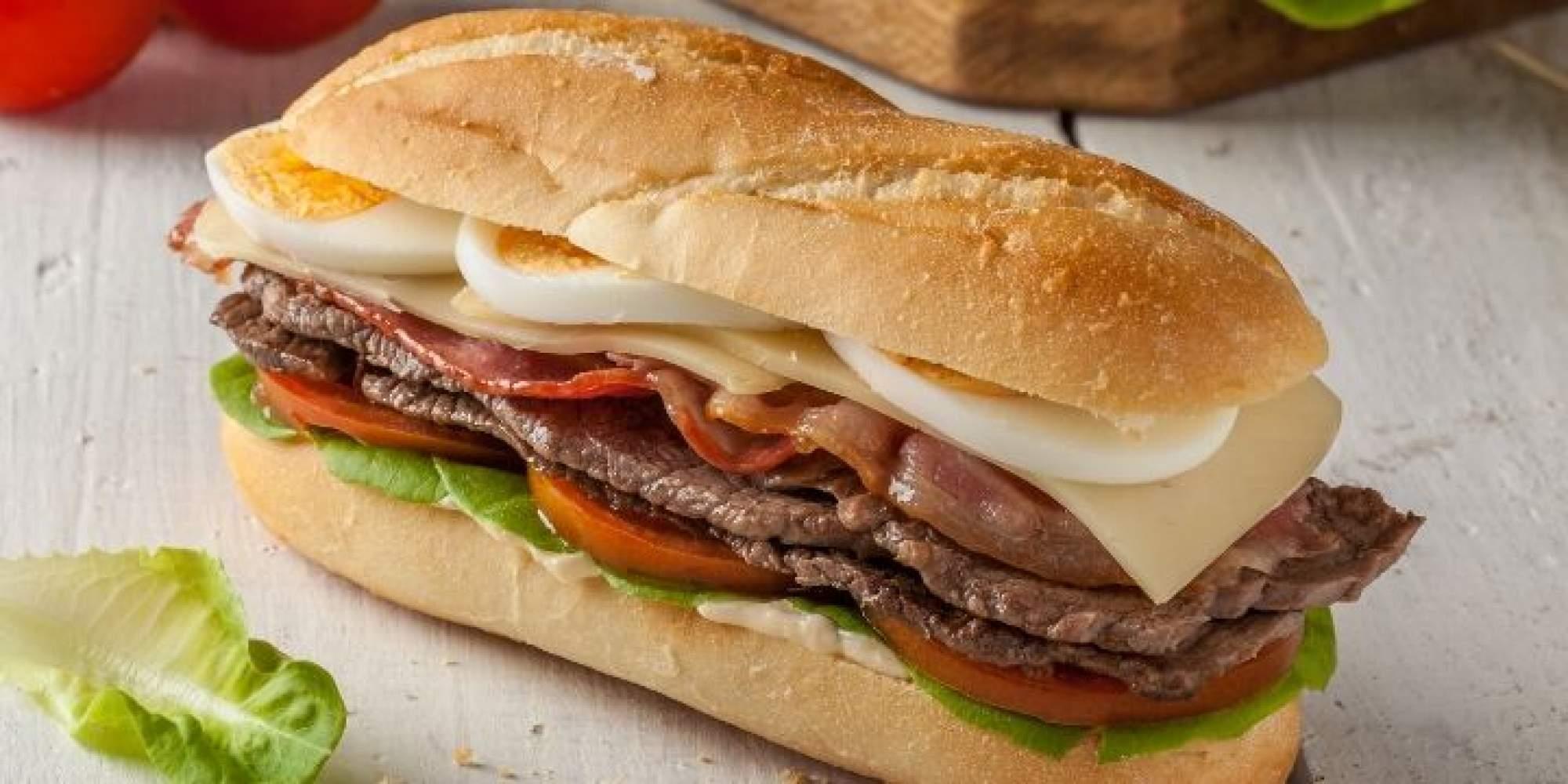 National Sandwich day | Chivito-Uruguay | AllClear Travel Blog