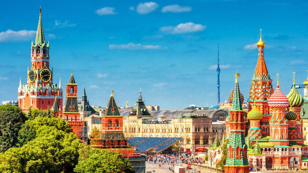 Classical Russia Tour – Moscow