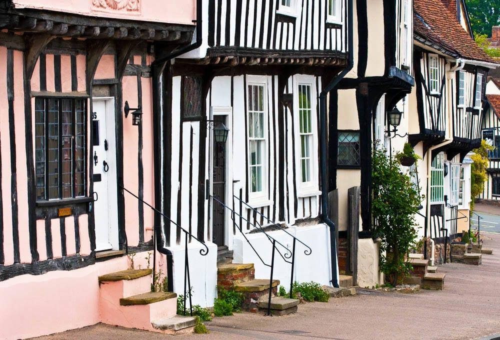 Lavenham-Suffolk-England