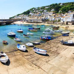 Mousehole-Cornwall-England