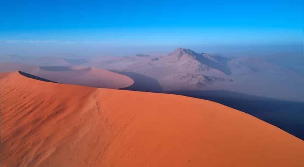 The-Best-Desert-Holiday-Destinations-on-Earth-Namib-dunes | AllClear Travel Blog