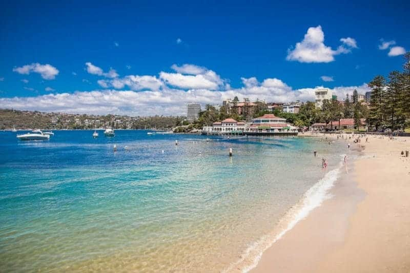 6 accessible destinations for wheelchair users: Manly beach