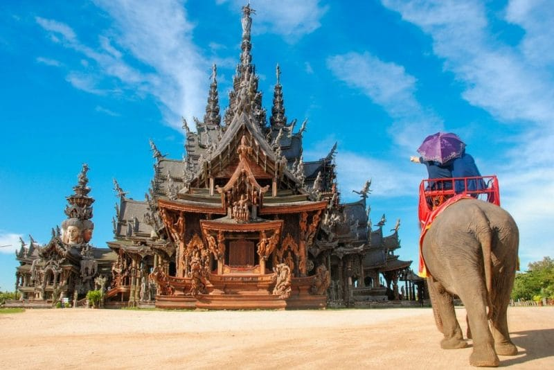6 accessible destinations for wheelchair users: Thailand
