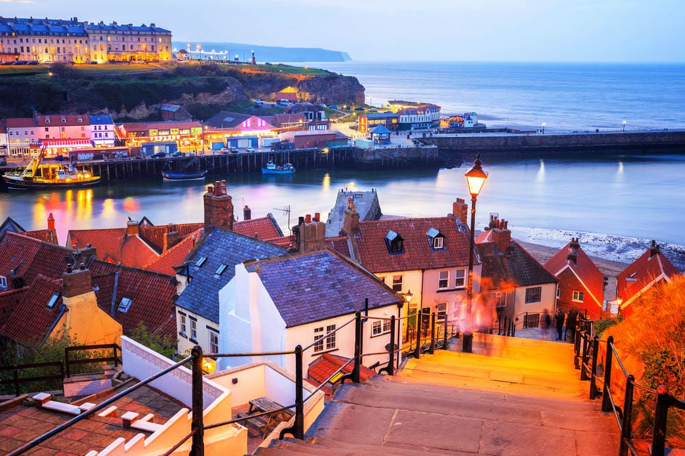 Whitby-North Yorkshire-England