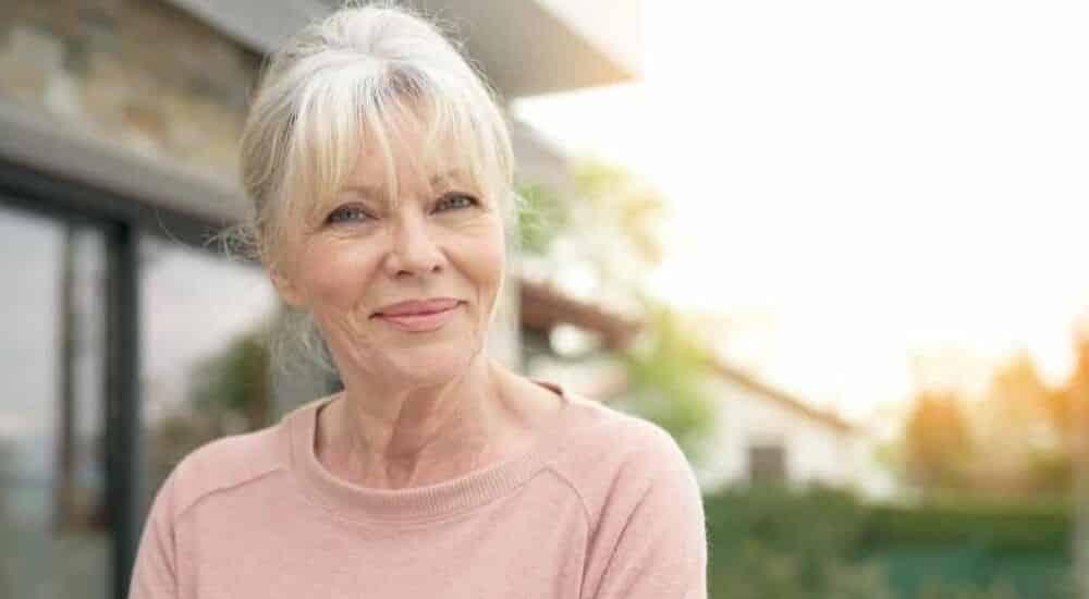 World-Alzheimers-Month-Woman-Smiling | AllClear Travel Blog