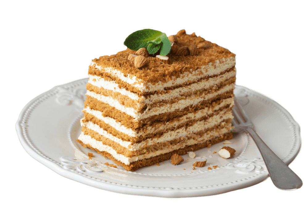 Heading to Russia? Here's the World Cup tips you need to know: Medovik cake