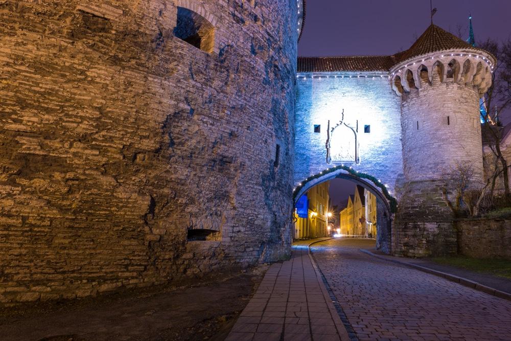 10 stunning walled cities to take your breath away: Tallinn, Estonia