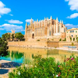 Palma de Mallorca – The ideal city break: Gothic medieval cathedral