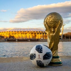Heading to the World Cup? Here's the tips you need to know: World Cup trophy