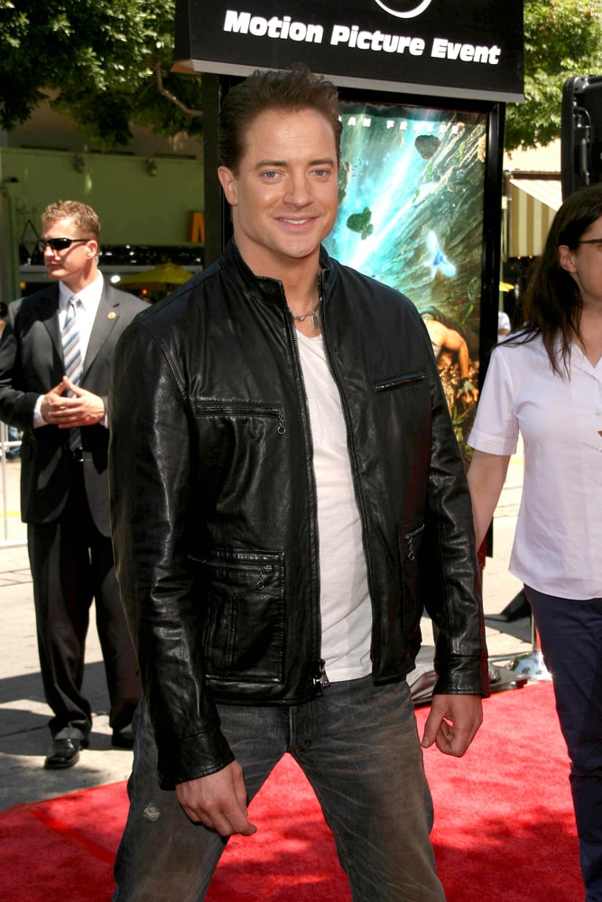 Celebrities Turning 50 in 2018: Brendan Fraser