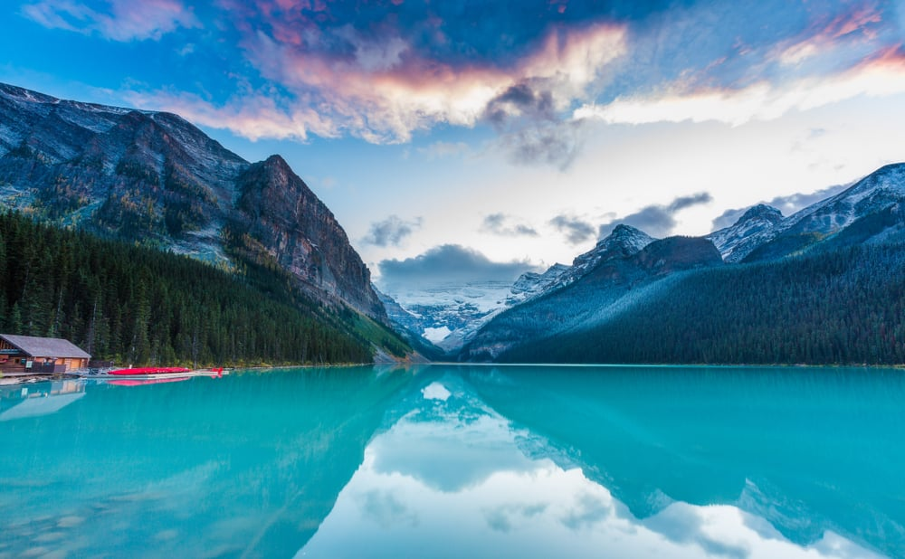 The best Autumn holiday destinations: Rocky Mountains, Canada