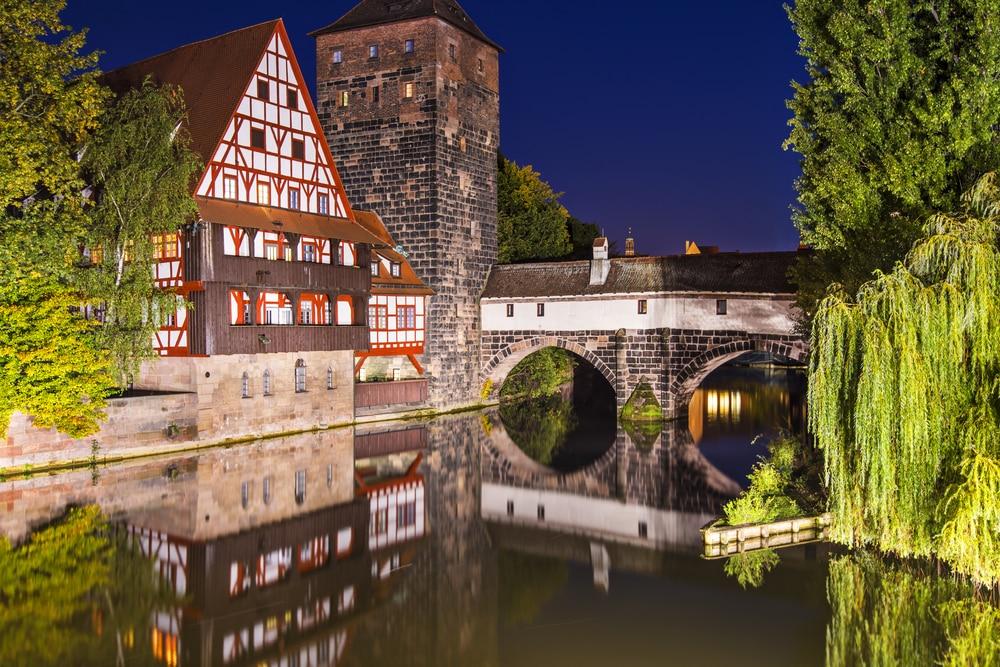 Top 10 up and coming city breaks in Europe: Nuremburg, Germany