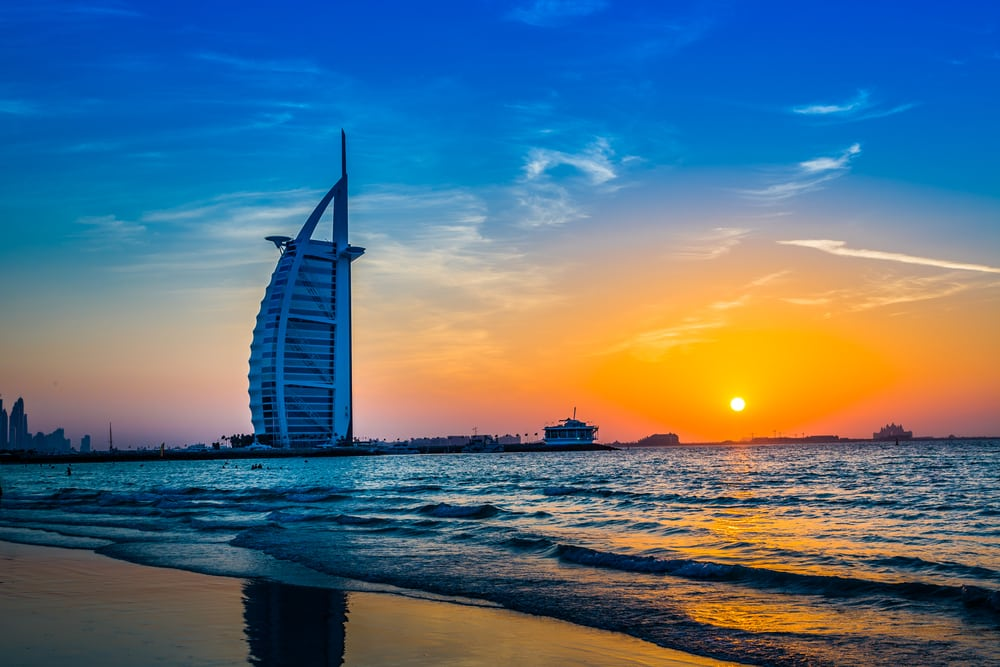 Holiday Ideas & Destinations For Older Couples: Dubai, United Arab Emirates