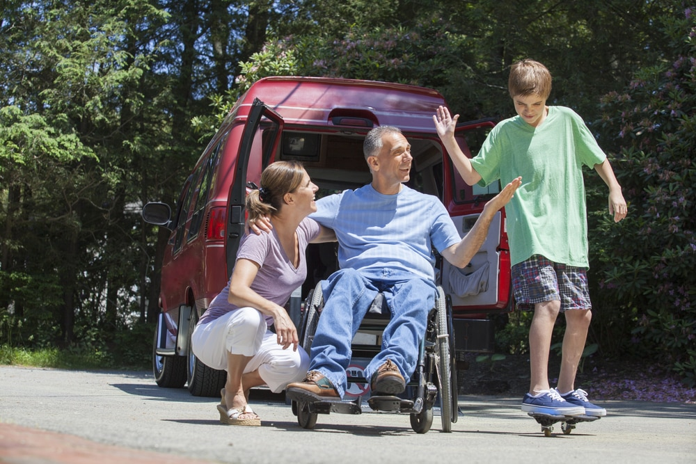 Travelling With A Disability - Disabled Holiday Ideas & Tips: Disability holiday with family