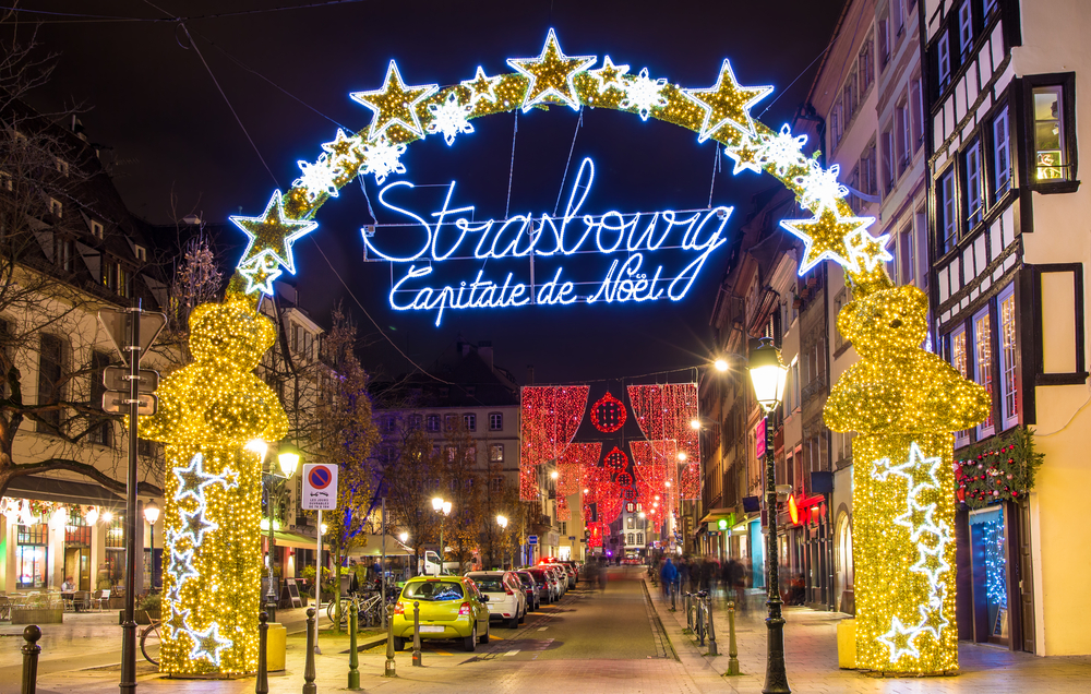 10 of the best Christmas markets in Europe: Strasbourg, France, Christmas market