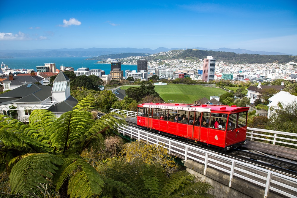 Holiday Ideas & Destinations For Older Couples: Wellington, New Zealand