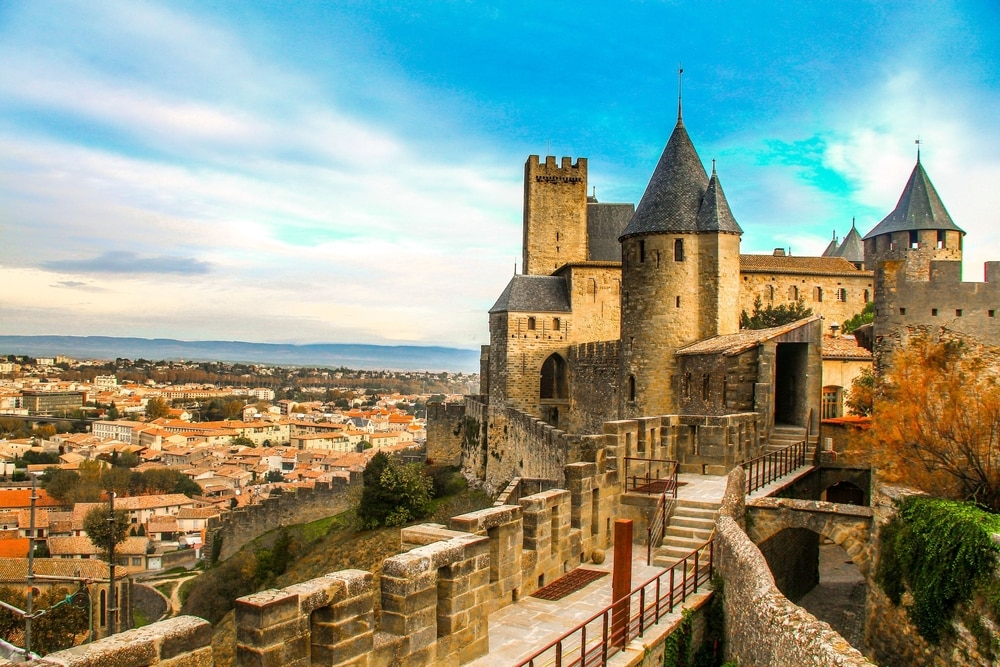 10 stunning walled cities to take your breath away: Carcassonne, France