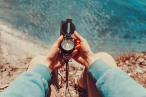 Exploring the world when you have MS: Compass