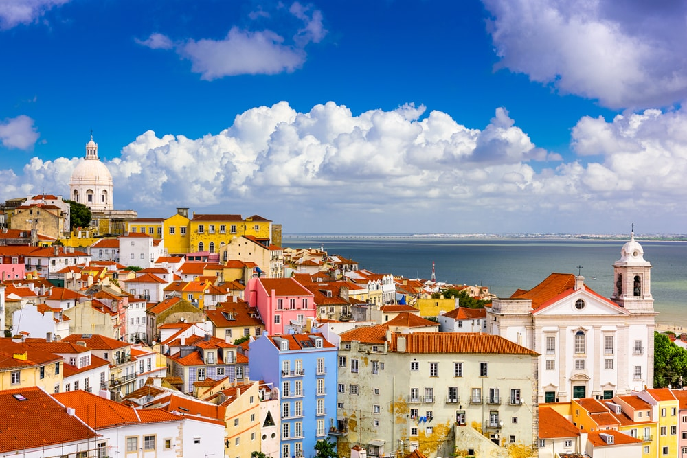 Holiday Ideas & Destinations For Older Couples: Lisbon, Portugal
