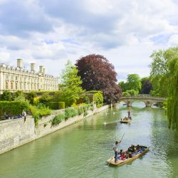 The 6 best travel destinations for seniors: Cambridge