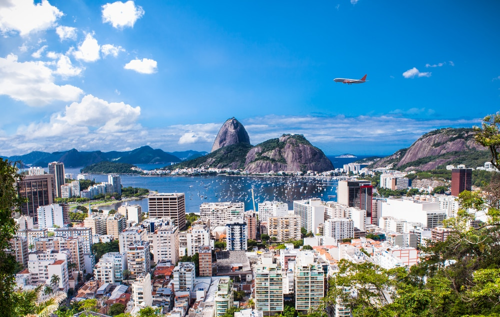 5 destinations for Valentine's Day: Brazil