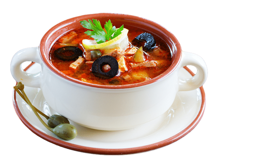 Heading to Russia? Here's the World Cup tips you need to know: Solyanka soup