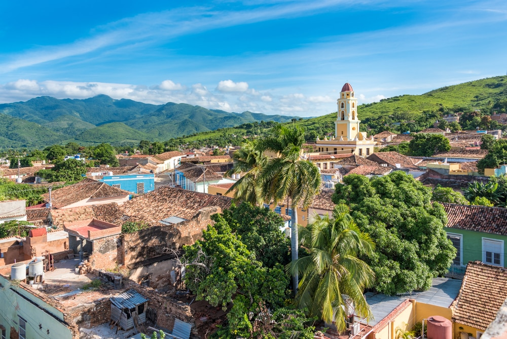 Cuba for the over 50s traveller: City of Trinidad