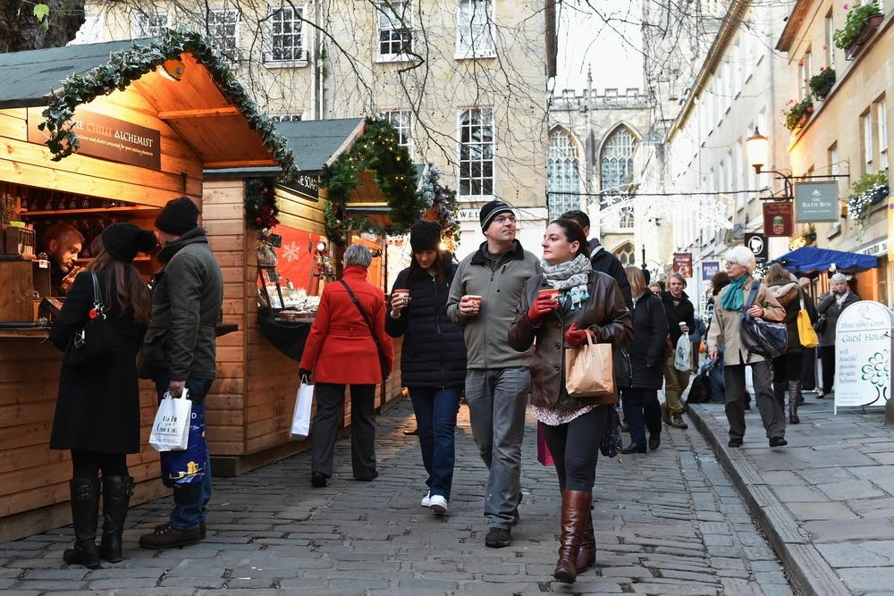 The UK's best staycation destinations: Bath, UK