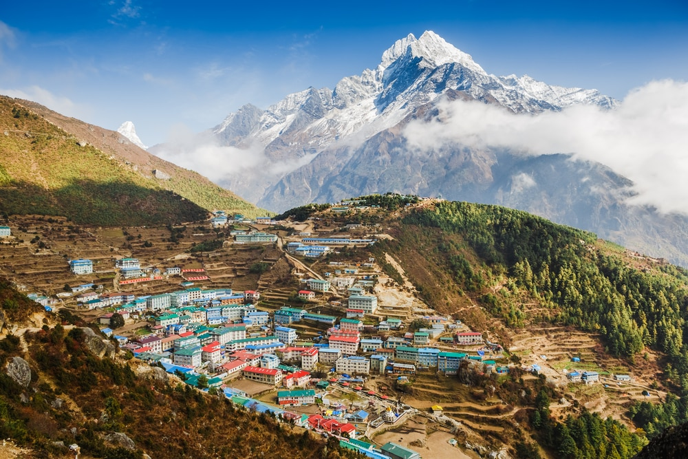 The 5 best ecotourism holidays for mature travellers: Nepalese Himalayas