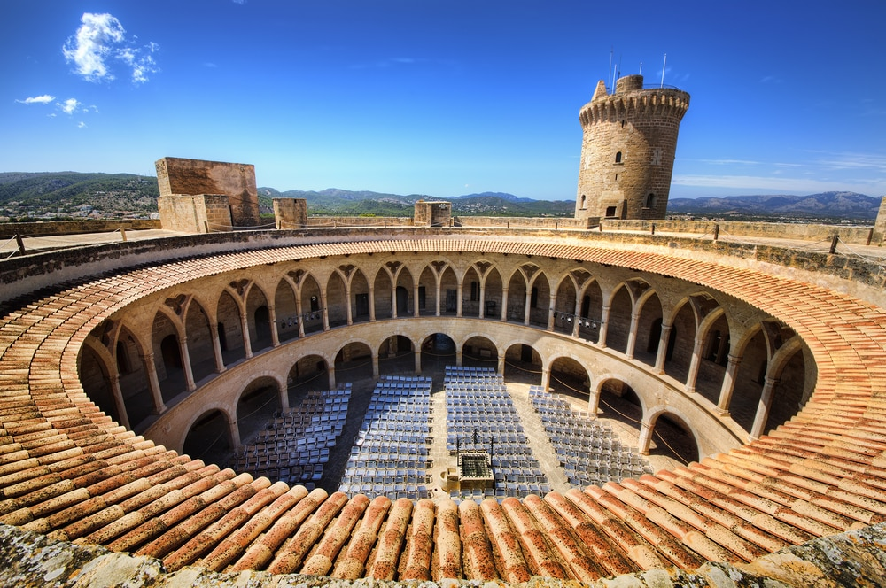 Palma de Mallorca – The ideal city break: Bellver Castle