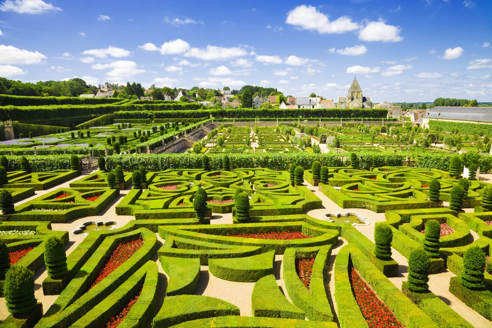 7 Tips to Help Your Garden Blossom this Summer: Château de Villandry