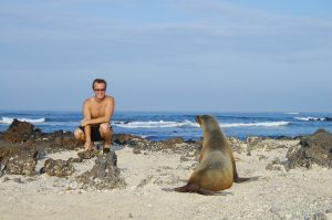 The 5 best ecotourism holidays for travelers over 50: Seal posing