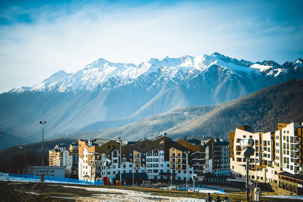 10 stunning places to visit in Russia during the World Cup: Sochi, Mountains