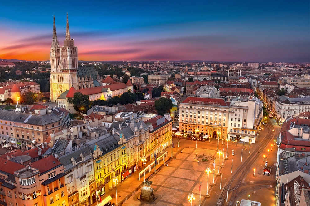 Top 10 up and coming city breaks in Europe: Zagreb, Croatia