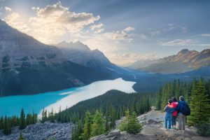 Top 5 holiday destinations if you're over 70: Canada