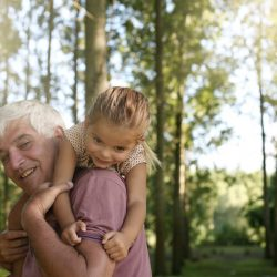 Summer tips for travelling with the grandchildren: grandson