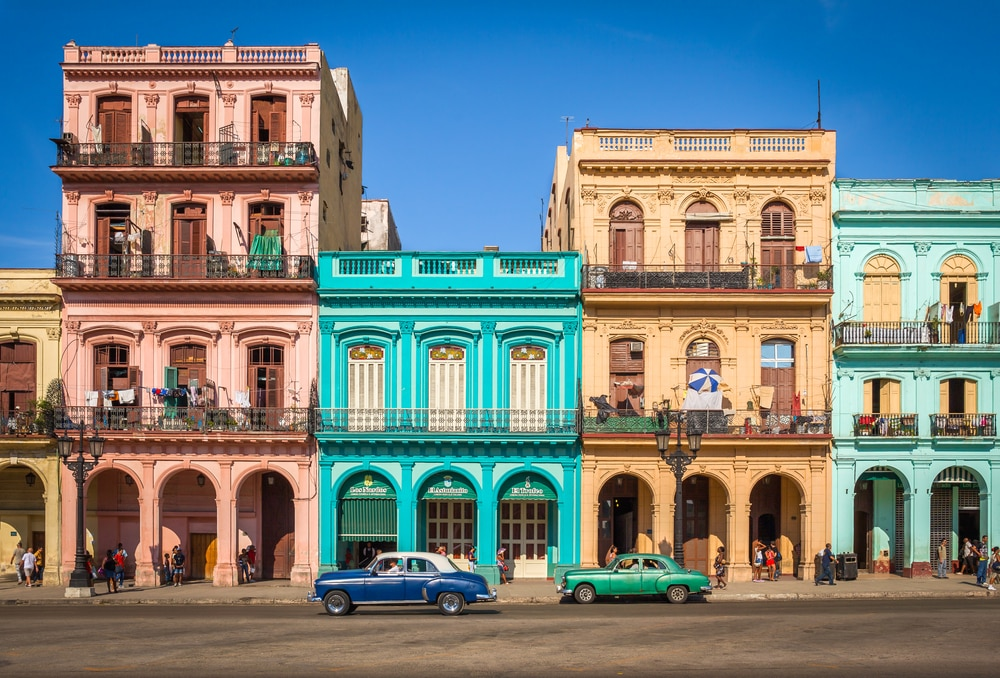 Cuba for the over 50 traveller: Street in cuba