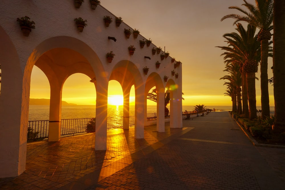 Top 10 up and coming city breaks in Europe: Nerja, Spain